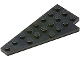Part No: 3933a  Name: Wedge, Plate 8 x 4 Wing Left without Underside Stud Notch