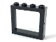 Part No: 4033  Name: Window 1 x 4 x 3 Train - Hollow Studs