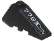 Part No: 43711pb06  Name: Wedge 4 x 2 Triple Right with '7703' Circuitry Pattern (Sticker) - Set 7703