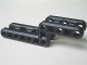 Part No: 45571  Name: Technic, Liftarm 3 x 11 x 3 Gooseneck Flexible Double