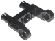 Part No: 48496  Name: Technic, Pin Connector Toggle Joint Smooth Double with 2 Pins