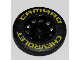 Part No: 49098pb01  Name: Wheel Cover 10 Spoke Inset with 'CHEVROLET CAMARO' Pattern