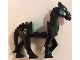 Part No: 51688pb01  Name: Horse, Skeletal with White Eyes Pattern (Thestral)