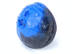 Part No: 60934pb01  Name: Bionicle Tridax Pod Half with Marbled Blue Pattern