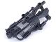 Part No: 61796  Name: Bionicle Weapon Mistika Nynrah Ghost Blaster Shield (Toa Onua)