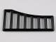 Part No: 95229  Name: Bar 1 x 8 x 3 - 1 x 8 x 4 Curved