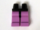 Part No: 970c157  Name: Hips and Medium Lavender Legs