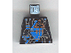 Part No: 973pb0080  Name: Torso Space Insectoids Blue Diamond under Circuitry Pattern