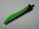 Part No: 98568pb01  Name: Hero Factory Weapon - Saw with Trans-Bright Green Sword Blade