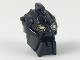 Part No: x1822px1  Name: Minifigure, Head Modified Bionicle Inika Toa Nuparu