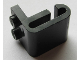 Part No: x461  Name: Plate, Modified 1 x 2 with Steam Engine Cylinder, Round Surfaces