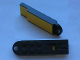 Part No: x870cc01  Name: Electric, Train 4.5V Whistle Thin with Yellow Base