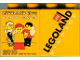 Part No: 4066pb385  Name: Duplo, Brick 1 x 2 x 2 with LEGOLAND Live! My First Festival 2010 Legoland Windsor Pattern