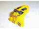 Part No: x1868px2  Name: Minifigure, Head Modified Bionicle Toa Mahri Kongu / Matoro with Blue Eyes Pattern