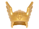 Part No: 24088  Name: Minifigure, Headgear Helmet with Wings and Eagle Head