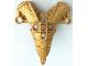 Part No: 53547  Name: Bionicle Chest Armor, Toa Inika - Type 2