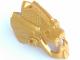 Part No: 92224  Name: Hero Factory Mask, Lion (Rocka)