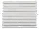 Part No: 3855pb003  Name: Glass for Window 1 x 4 x 3 with 9 White Stripes Pattern (Sticker)