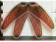 Part No: 44827pb01  Name: Minifigure, Wings with SW Geonosian Pattern