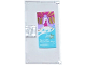 Part No: 60616pb021  Name: Door 1 x 4 x 6 with Stud Handle with Pop Star Silhouette, 'Livi' and 'Tour 2015 Heartlake City' Pattern (Sticker) - Set 41103