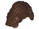 Part No: 23187  Name: Minifig, Hair Female Mid-Length Wavy