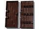 Part No: 87601  Name: Door 1 x 5 x 8 1/2 Stockade