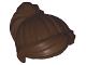 Part No: 87990  Name: Minifigure, Hair Female Ponytail and Swept Sideways Fringe