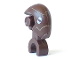 Part No: 98103pb01  Name: Minifigure, Head Modified Mechanical with White Eyes and Dark Tan Lines Pattern (SW Commando Droid)