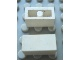 Part No: Mx1021B  Name: Modulex Tile 1 x 2 (with Internal Supports)