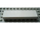 Part No: Mx1082  Name: Modulex Tile 2 x 8 (no Internal Supports)