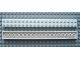 Part No: Mx1140AM  Name: Modulex Brick 2 x 20 (M on studs)