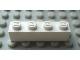 Part No: Mx1141M  Name: Modulex Brick 1 x 4 (M on studs)
