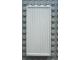 Part No: Mx1558L  Name: Modulex Door Panel 1 x 4 x 8, Ridged (Lego on studs)