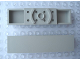 Part No: Mx1648  Name: Modulex Turntable 2 x 8 x 1 2/5 (Activity Block)