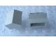 Part No: Mx2402B  Name: Modulex Brick, Angle 2L, 27 degree, 1:2 slope