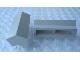 Part No: Mx2402C  Name: Modulex Brick, Angle 4L, 27 degree, 1:2 slope