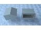 Part No: Mx2403B  Name: Modulex Brick, Angle 2L, 18 degree, 1:3 slope