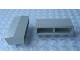 Part No: Mx2406C  Name: Modulex Brick, Angle 4L, 9 degree, 1:6 slope