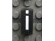 Part No: Mx1021Apb132  Name: Modulex Tile 1 x 2 with White 'i' Pattern