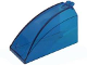 Part No: 30649  Name: Windscreen 8 x 4 x 4 Curved with 2 Fingers