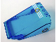 Part No: 551pb01  Name: Windscreen 8 x 6 x 3 Wedge with Space Port Pattern on Top and Sides (Stickers) - Set 6453