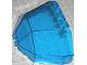 Part No: 6084  Name: Windscreen 8 x 3 1/2 x 4 1/6 Half Octagon Aquanaut Sub Top