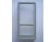 Part No: Mx1548pb02  Name: Modulex Door Panel 1 x 4 x 8 with Gray Pattern