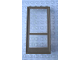 Part No: Mx1548pb04  Name: Modulex Door Panel 1 x 4 x 8 with Brown Pattern