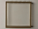 Part No: Mx1566pb04  Name: Modulex Window 1 x 6 x 6 with Brown Border Pattern