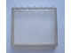 Part No: Mx1576pb02  Name: Modulex Window 1 x 7 x 6 with Gray Border Pattern