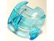 Part No: 11297  Name: Glass for Aircraft Fuselage Curved Forward 6 x 8 Top