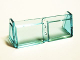 Part No: 13756  Name: Glass for Windscreen 2 x 6 x 2 Train