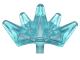 Part No: 25974  Name: Minifig, Crown Tiara, 5 Points