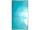 Part No: 57895  Name: Glass for Window 1 x 4 x 6